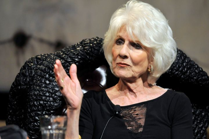 "Diane Rehm says the 2016 campaign ""has been such a shadow on our whole society."""