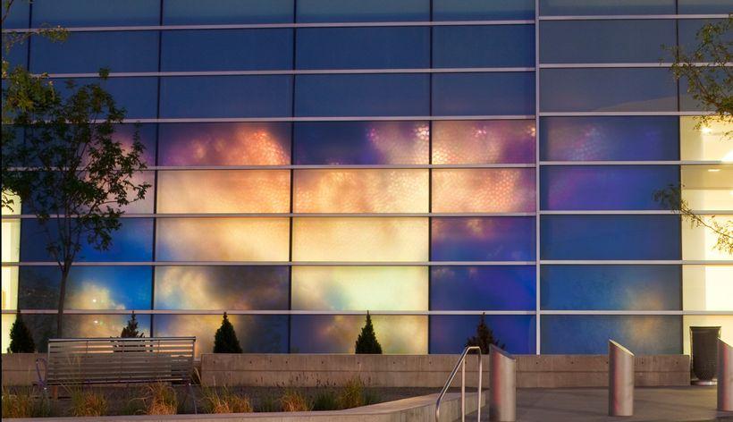 Catherine Widgery. Cloudbreak: Lindsey-Flanigan Courthouse, Denver, CO.