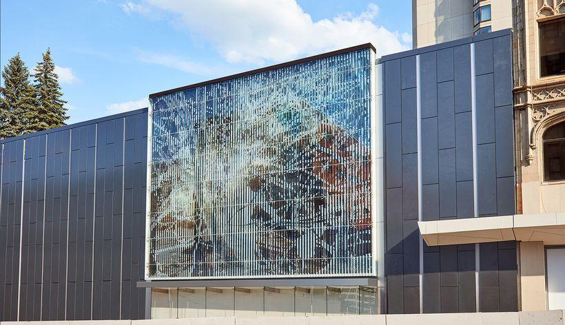 Catherine Widgery. Time's Shadow: Rideau Centre, Ottowa