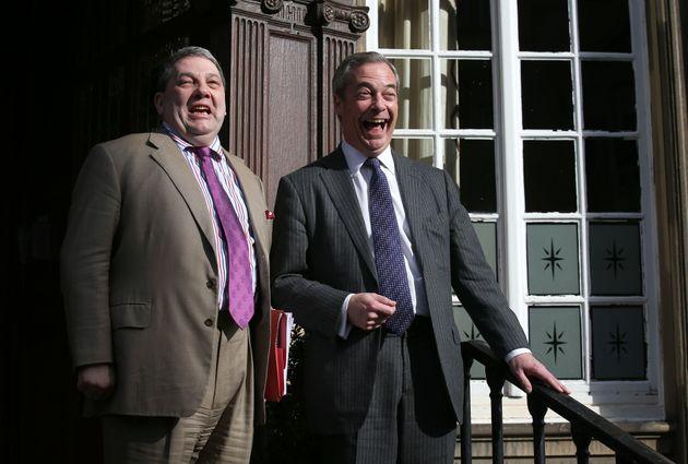 9d4c4f057547 David Coburn Hints At Ukip Leadership Bid With  Cutlass  To Theresa May s