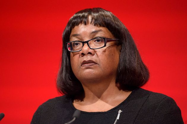Diane Abbott Denies She Disrespected Hillsborough Families During Awards