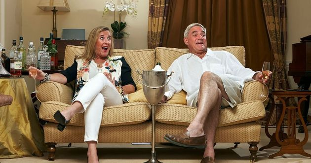 The pair quit 'Gogglebox' last