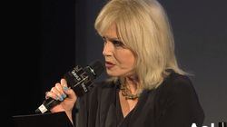 Joanna Lumley Can Even Make Donald Trump Sound