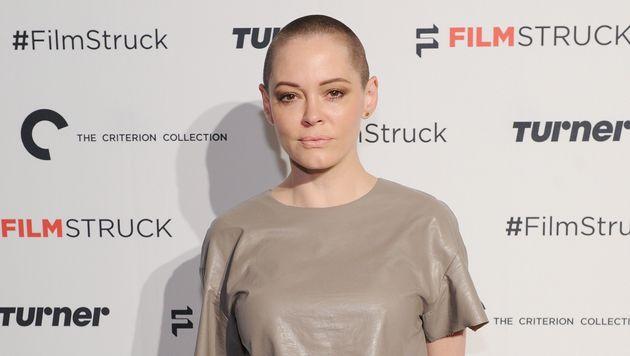 Rose McGowan urged Hollywood to
