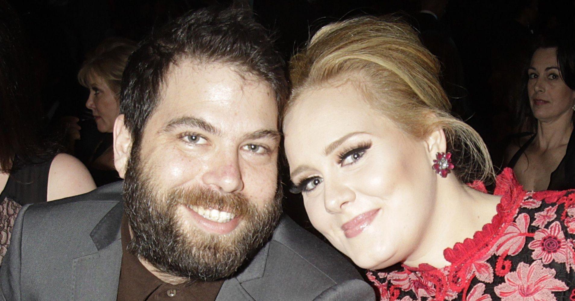 Adele's Boyfriend Simon Konecki Did The Sweetest Thing For ...