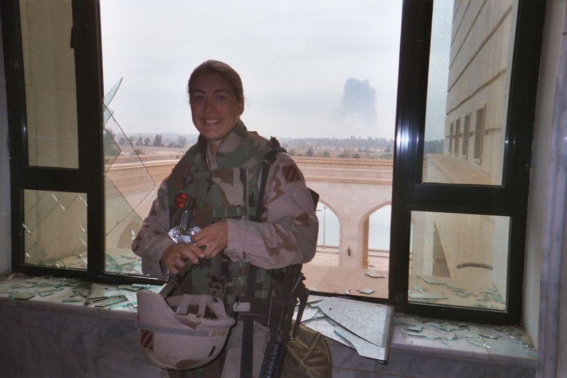 Baghdad, Iraq 2003