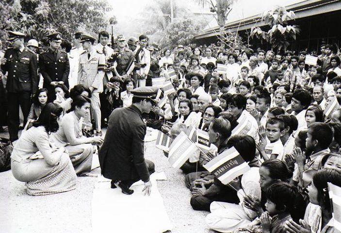 His Majesty, King Bhumibol Adulyadej, Queen-Consort, Sirikit, Thailand, Royal Family
