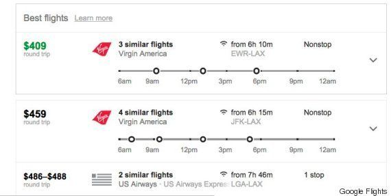 Google Flights price tracking system is a great way to jump on great deals  for your dream vacations. Matching your budget for a flight the old fashion  way ...