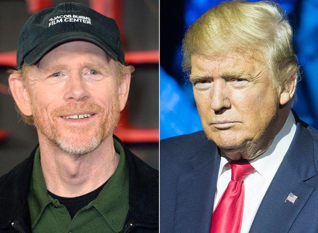 Ron Howard casts his filmmaker's eye over Donald Trump's
