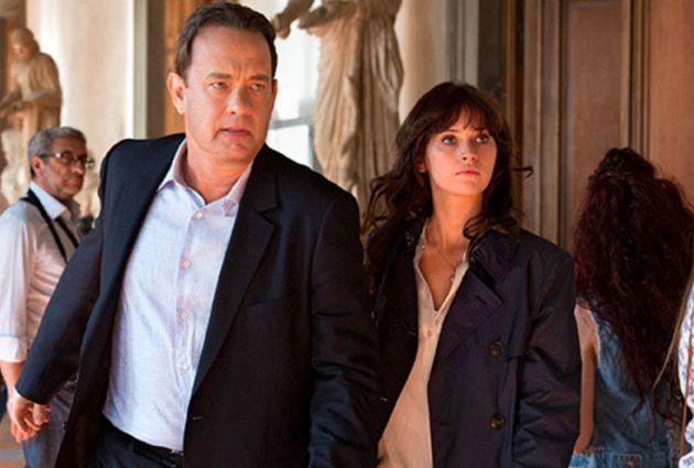 Tom Hanks stars with Felicity Jones in