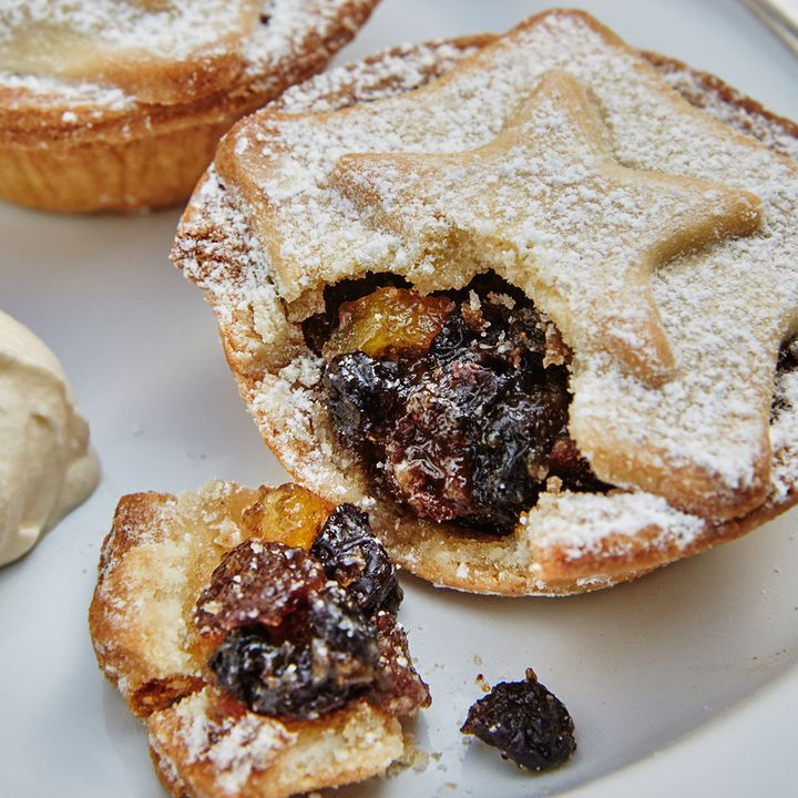 Iceland's mince pies.
