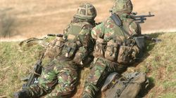 Soldiers Who Join Army Before 18 'More Vulnerable To Self-Harm and