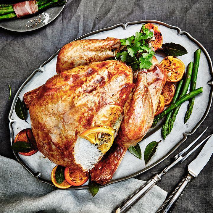 Iceland's turkey.