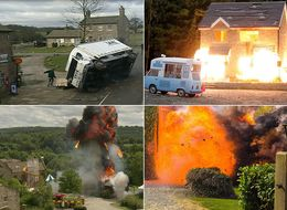 Emmerdale's 9 Biggest Ever Stunts... So Far