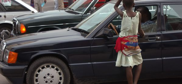 Kinshasa's Homeless Girls Are Resorting To Prostitution To Survive