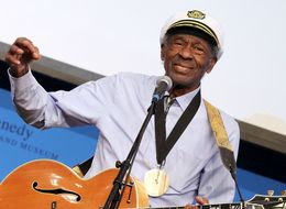 Chuck Berry To Release New Rock & Roll Music For First Time In 38 Years