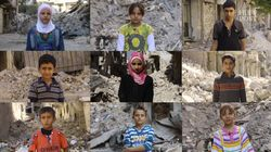 These Kids Trapped In Aleppo Have Something To Say To Donald Trump And Hillary