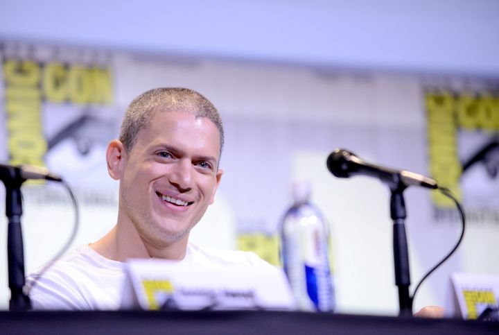 Actor Wentworth Miller is getting involved in mental health advocacy.