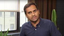 Aziz Ansari Is Baffled By People Who Are Still On The Fence About
