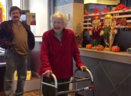 McDonald's Regular Gets Free Meals For Life On 100th Birthday