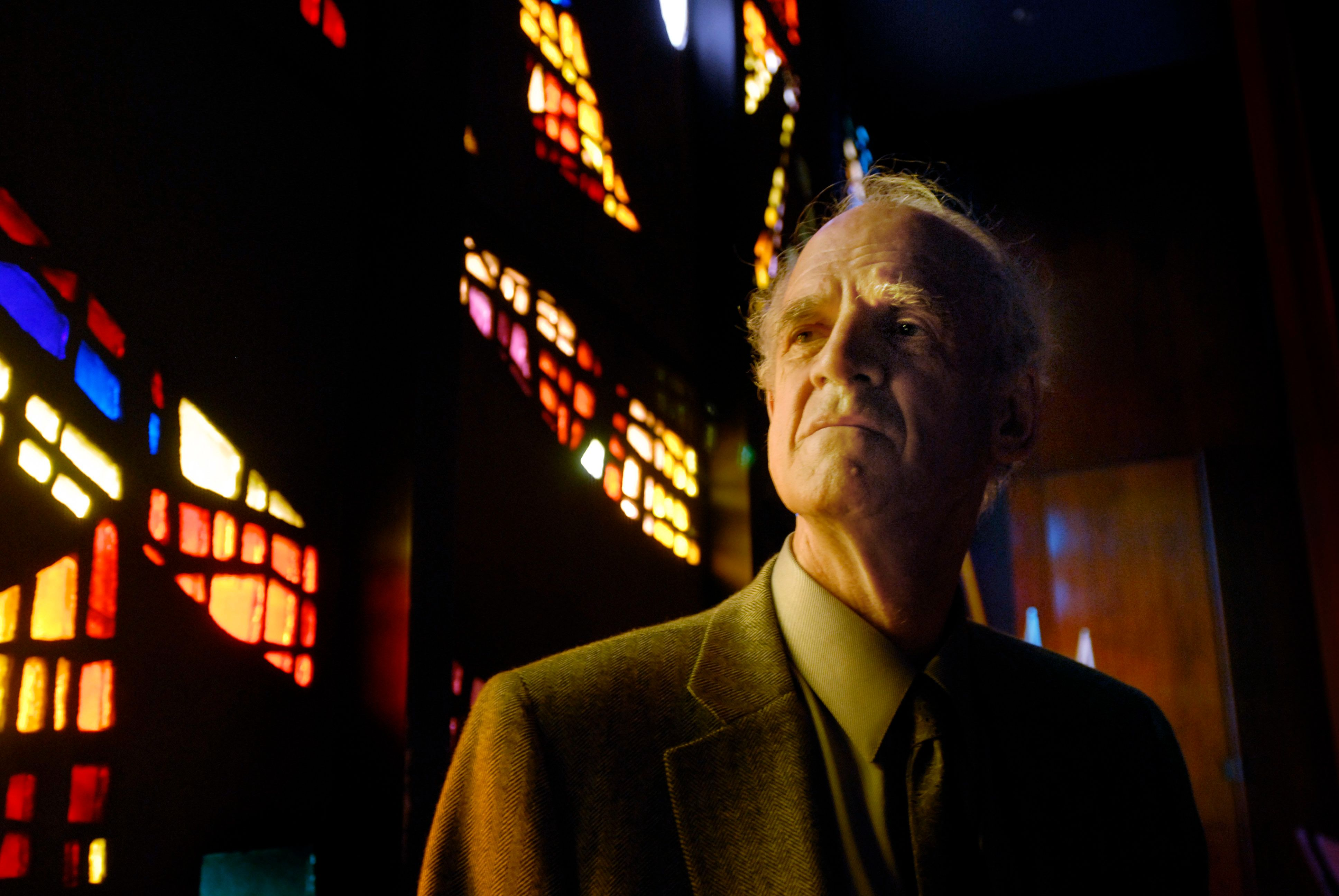 Professor Charles Taylor, 75, from Montreal, photographed in New York City. Taylor is the winner of the $1.5m (USD) Templeton Prize for 'progress toward research or discoveries about spiritual realities.' (Photo by Neville Elder/Corbis via Getty Images)