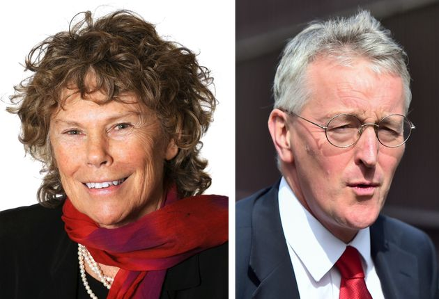Hilary Benn And Kate Hoey Battle Over Key Brexit Select