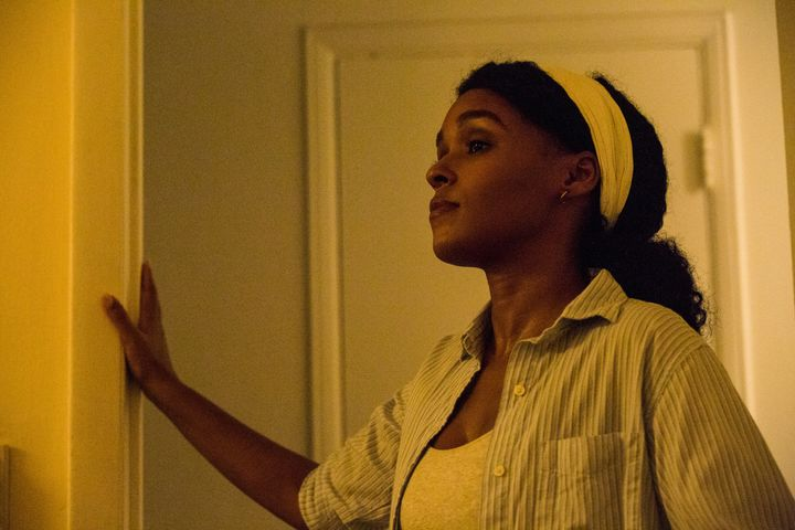 "Janelle Monáe stars in a scene from ""Moonlight."""