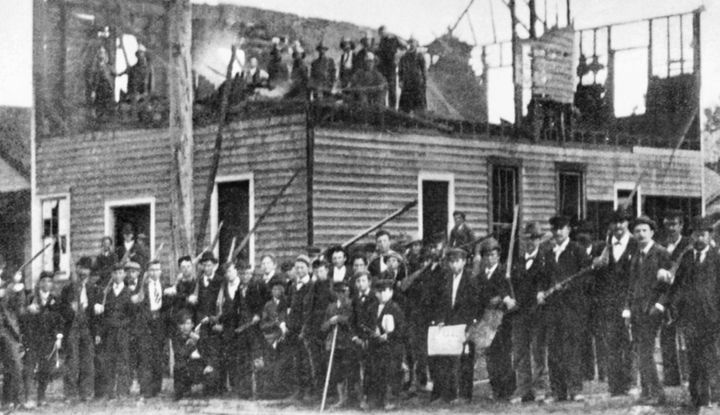 Wilmington Rioters, 1898