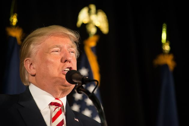 Trump calls for congressional term limits, lobbyist crackdown
