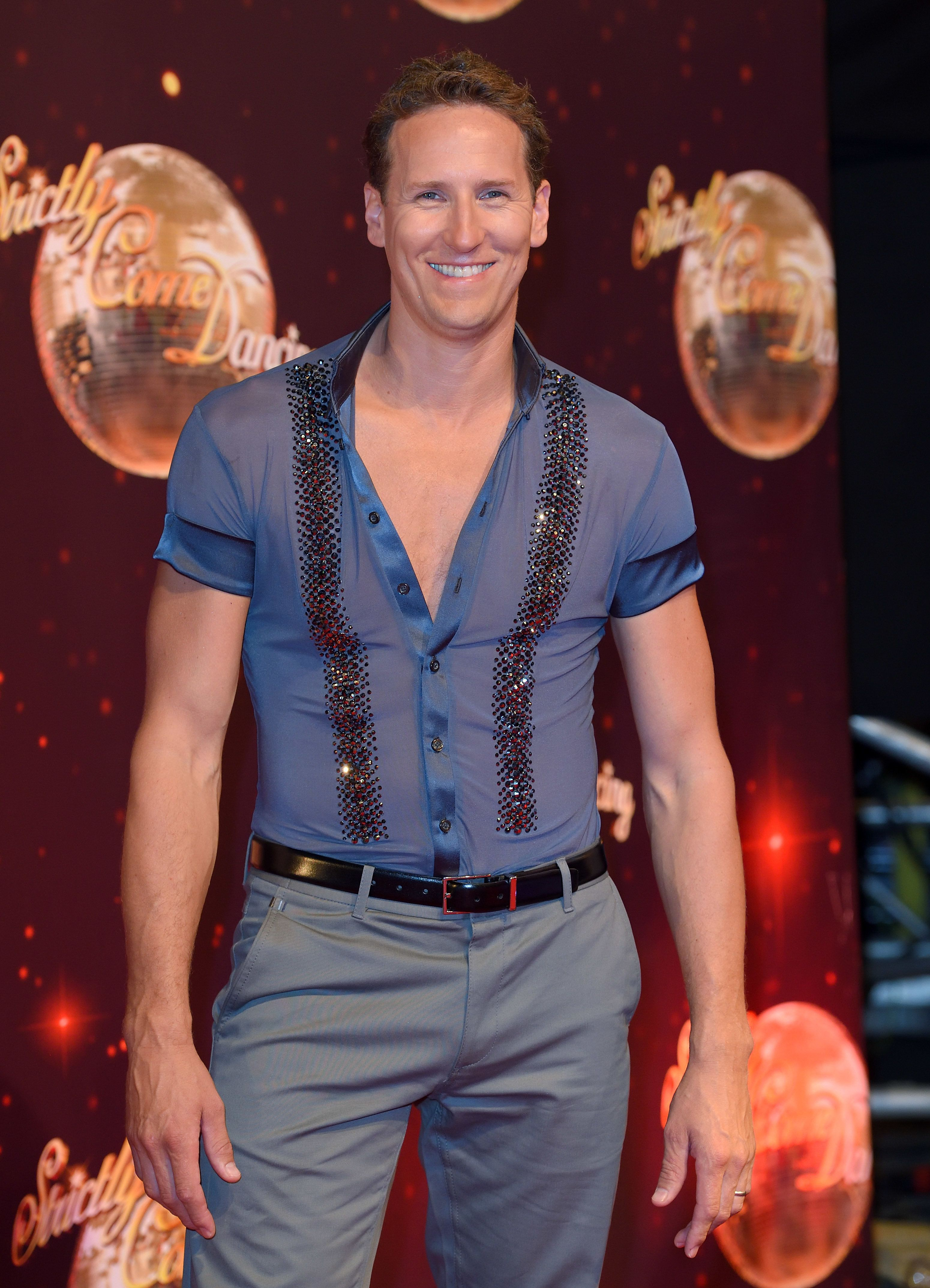 Brendan Cole REPLACED On 'Strictly' As He Recovers From Lung