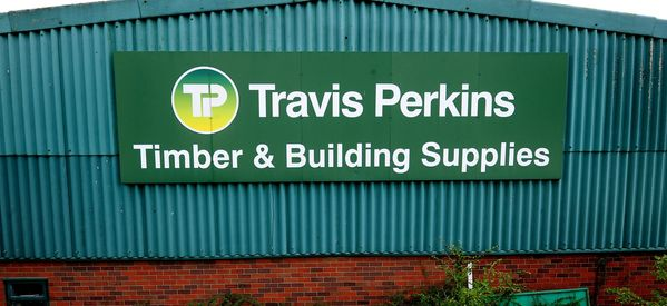 Travis Perkins To Close More Than 30 Branches, Affecting 600 Jobs