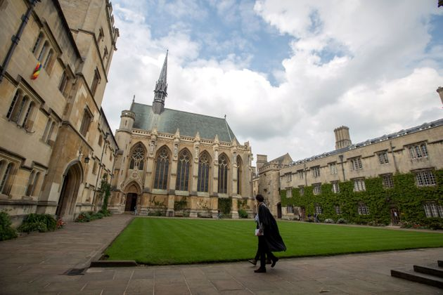 86 Exeter College students are living in an Oxford hotel while building work is