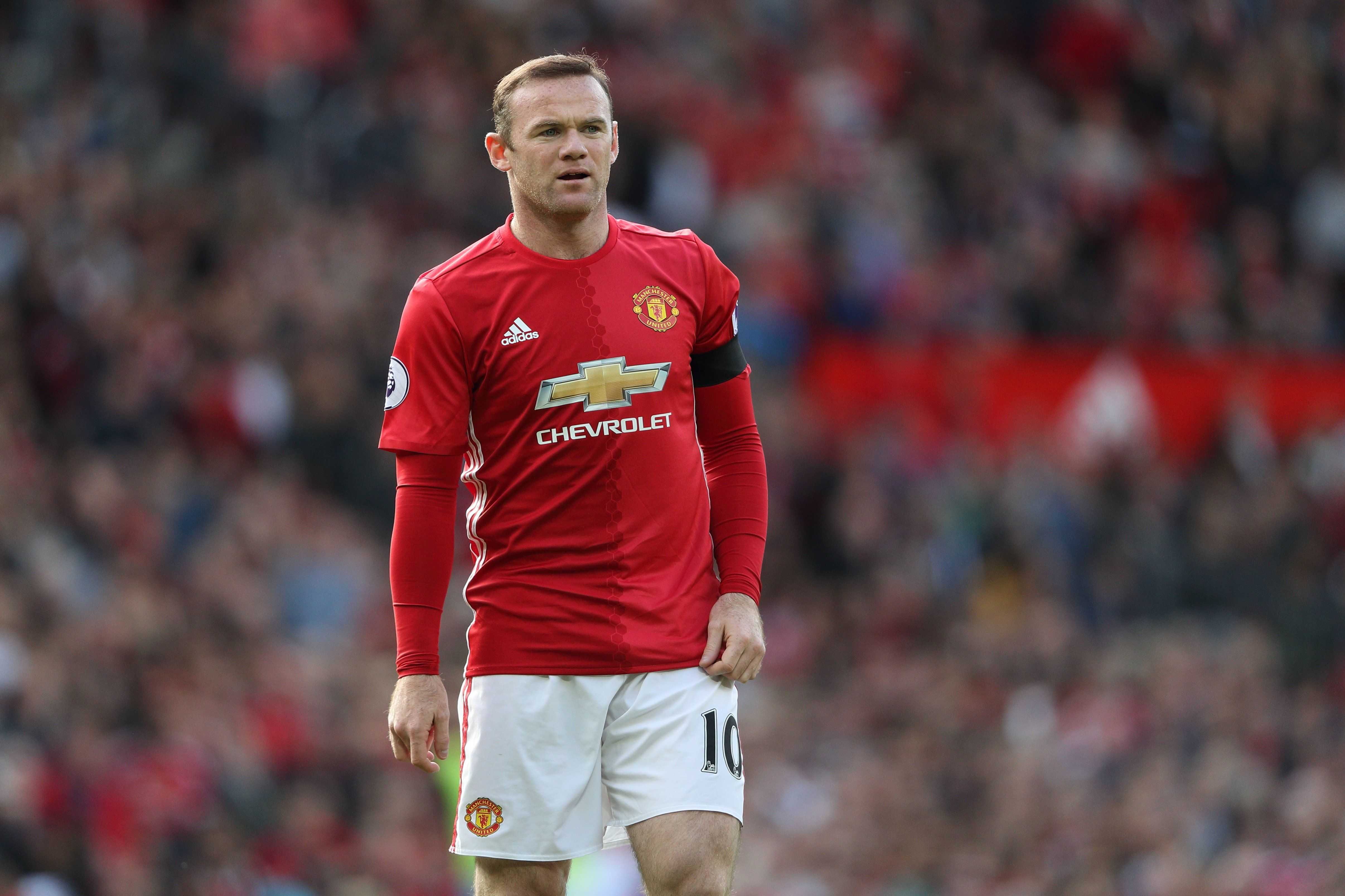 Wayne Rooney's Face Becomes Unwitting Hero Of Child Refugee Tooth Check