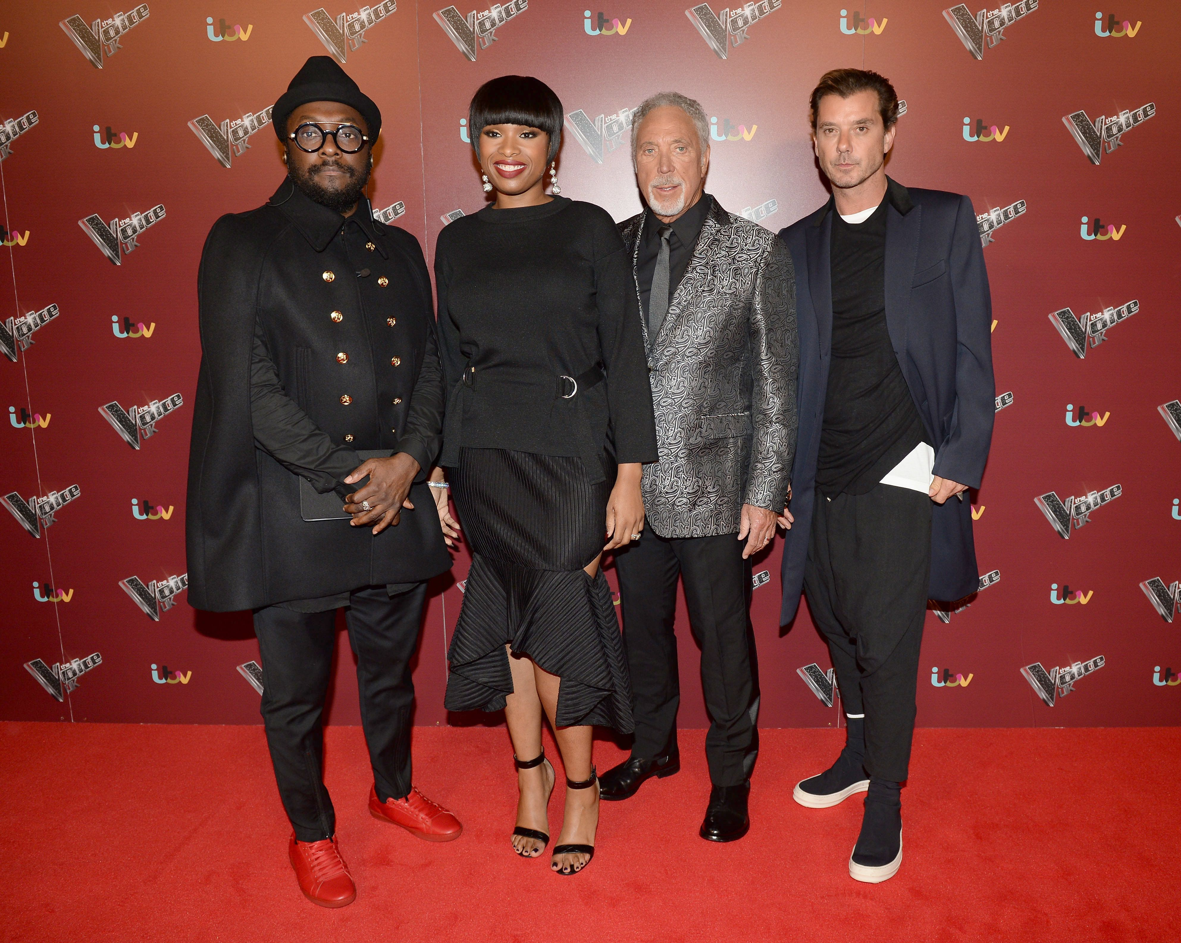 The New Judges Of 'The Voice' Look Positively Thrilled Ahead Of