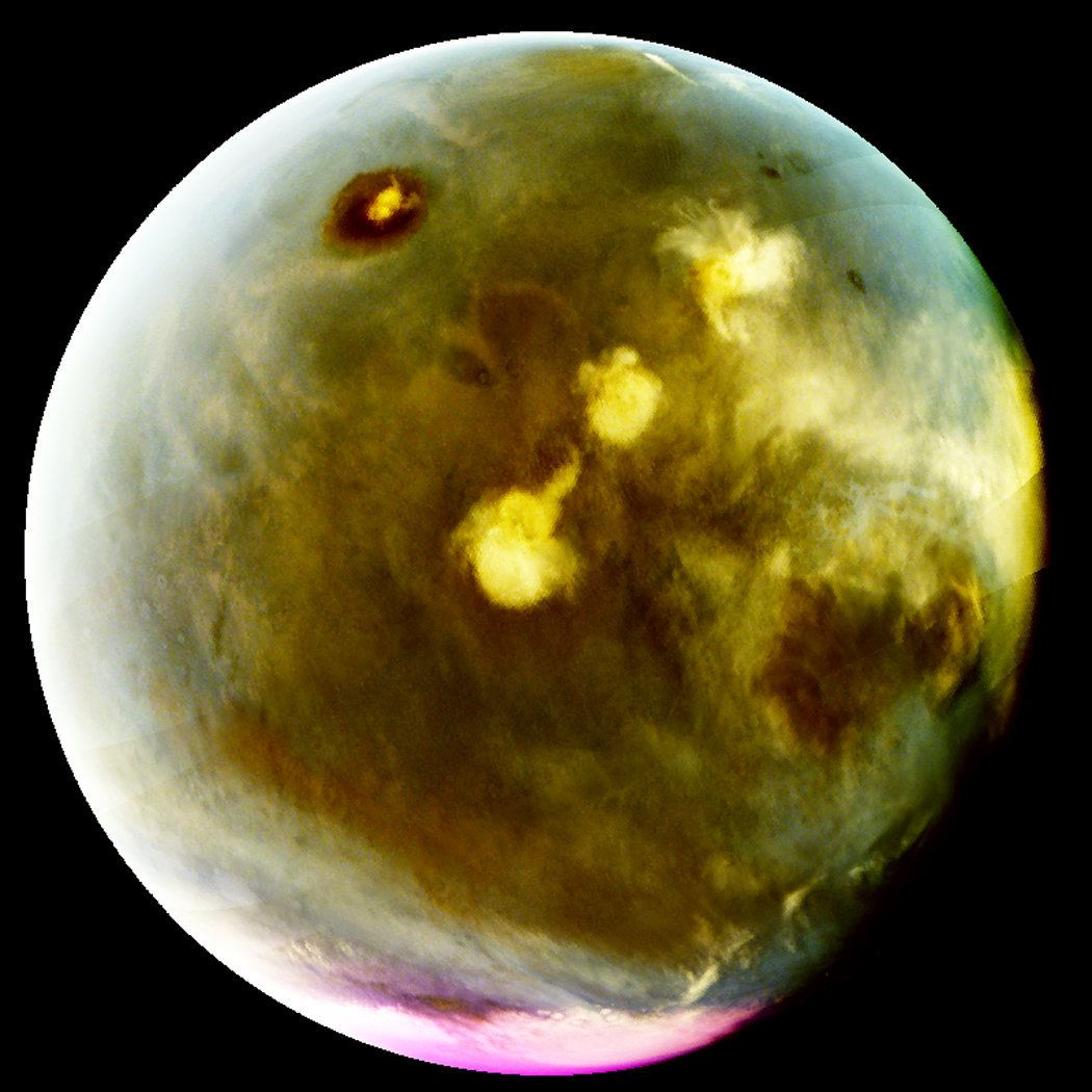 NASA Captures Stunning Images Of Mars In