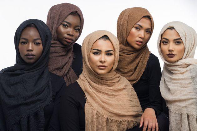 Habiba Da Silva Creates Range Of Hijabs For All Skin