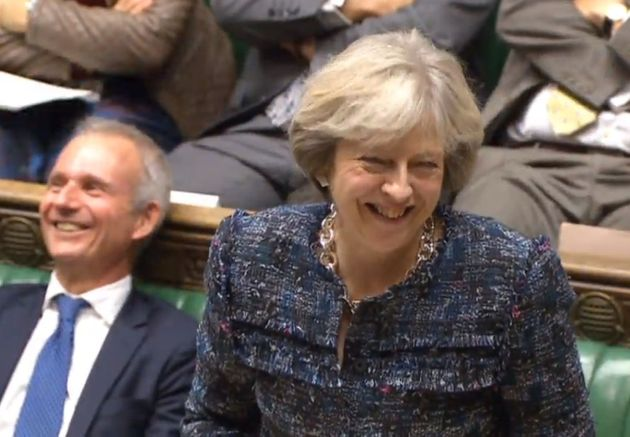 PM's innuendo in response to MP Peter Bone prompts laugher