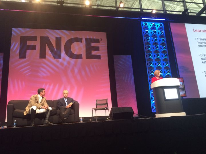 The 'Common Ground' session at FNCE2016.*