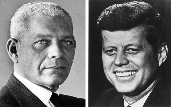 Clay Shaw, President Kennedy