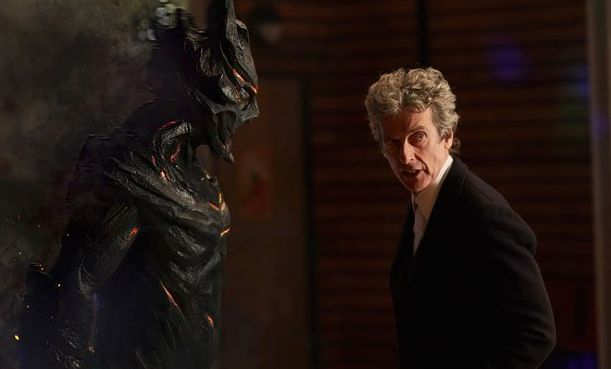 Peter Capaldi's Doctor has a task for the students of Coal Hill