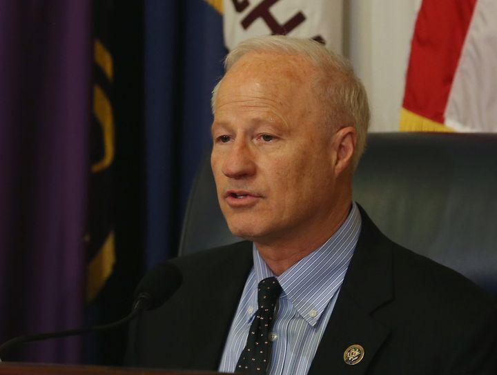 Rep. Mike Coffman (R-Colo.) had better hope his constituents don't follow his lead and opt out of voting.