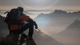 Alps, Mont Blanc région.