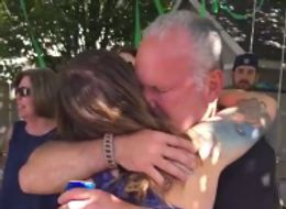 Grandpa Loses It At Emotional 'Gender Reveal' Party Surprise