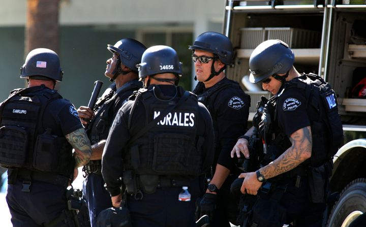 Police departments are spying on civilians more and more.