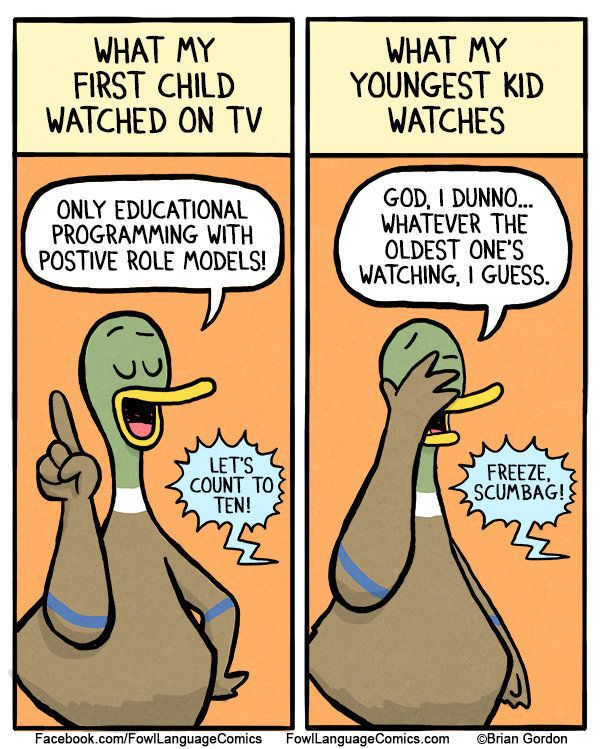 12 Hilarious Comics That Nail The Reality Of Parenthood Huffpost