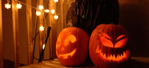 The History Of The Jack-O'-Lantern Has Roots In Irish Folklore