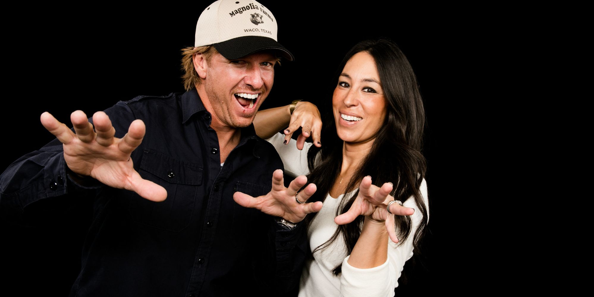 Fixer upper stars chip and joanna gaines are thinking about baby no
