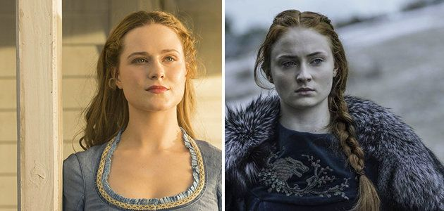Resultado de imagem para game of thrones and westworld