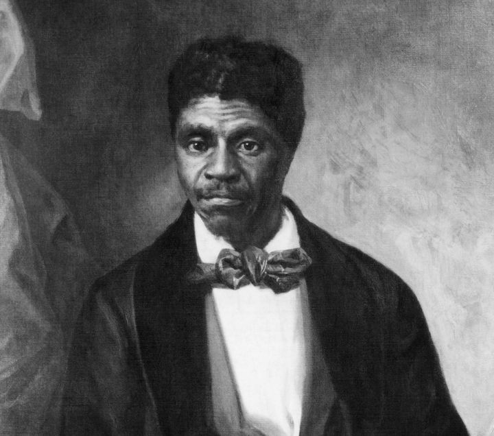 Dred Scott, a former slave, lost a Supreme Court case that took the Civil War to overrule.