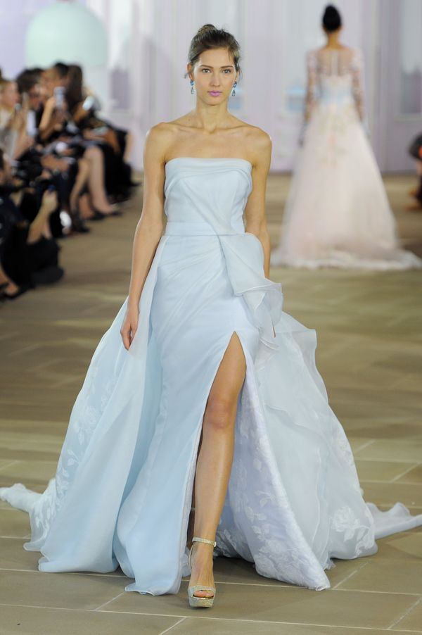 28 New Wedding Dresses That Will Make You Re-Think The Classic White ...